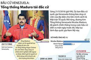 Con đường chính trị của tổng thống Venezuela