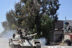 Syria tuyên bố Damascus và khu vực ngoại thành 'hoàn toàn an toàn'