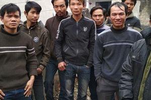 Vụ gần 40 công nhân bị bỏ rơi: Cai thầu lại biến mất sau khi hứa hẹn