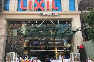 Chính thức khai trương Showroom của LIXIL