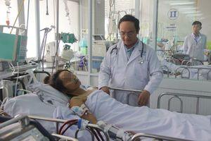 Cứu sống một phụ nữ nguy kịch vì viêm cơ tim do virus