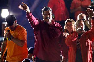 Ông Maduro tái đắc cử tổng thống Venezuela, Mỹ không công nhận