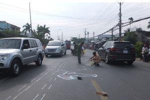 Xe buýt gây tai nạn chết người ở Tiền Giang