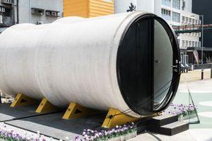 Nhà ống cống rộng 10m2 giá 15.000 USD tại Hong Kong