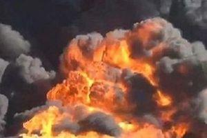 Quân đội Syria bắn nát xe bom, phá cuộc tấn công của phiến quân
