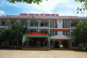 Hiệu trưởng trường THPT ở Sơn La bị tố bán gạo trợ cấp của học sinh