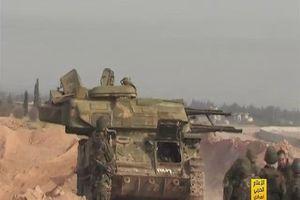 Quân tình nguyện Syria xung trận chớp nhoáng chiếm cứ địa thánh chiến ở Homs