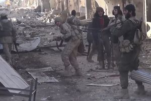 Quân đội Syria xác nhận không đàm phán với IS tại nam Damascus