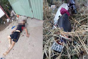 Vĩnh Phúc: Hai thanh niên thương vong nghi tông xe máy vào biển báo giao thông