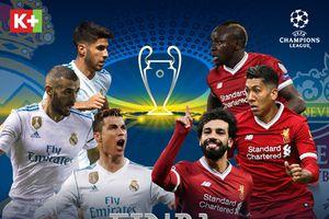 Trực tiếp Chung kết UEFA Champions League hôm Chủ nhật 27/5