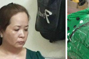 Nữ giúp việc đột nhập nhà chủ cũ trộm cắp tài sản