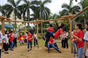 Ra mắt điểm vui chơi an toàn, thân thiện, bình đẳng cho trẻ em tại Hà Nội