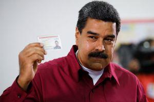 Venezuela bầu cử tổng thống mới