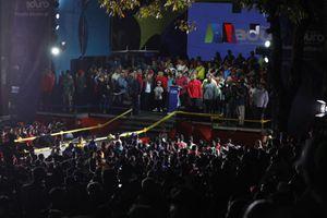 Tái đắc cử Tổng thống Venezuela, ông Maduro đương đầu trọng trách lớn