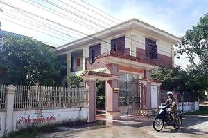 Nghệ An: Khởi tố 4 cán bộ bán trái phép 280 lô đất