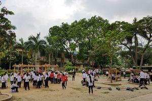Ra mắt điểm vui chơi an toàn, thân thiện và bình đẳng cho trẻ em