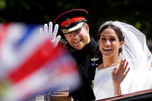 Phóng viên Reuters kể về hậu trường chụp ảnh đám cưới Hoàng gia Anh