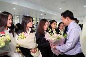 Thành tích học sinh Việt Nam đạt được tại Intel ISEF 2018 rất đáng tự hào