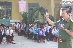 Tuyên truyền phòng chống ma túy học đường