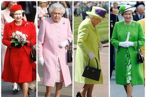 Ở tuổi 92, Nữ hoàng Anh trẻ đẹp tựa bông 'hoa đại' giữa khu vườn thượng lưu Chelsea
