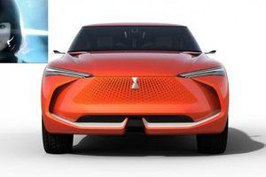 SUV điện WEY-X: Đẹp chẳng kém siêu xe, còn khuyến mãi 'cô trợ lý'