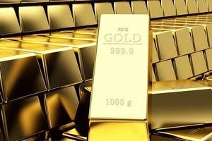 Giá vàng tăng nhẹ trong hôm nay (22-5)