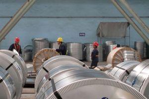 Mỹ đánh thuế mạnh 'thép Trung Quốc vận chuyển từ Việt Nam'