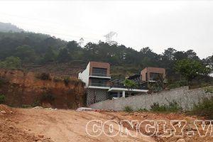 Vụ hàng loạt công trình xâm phạm rừng phòng hộ: Huyện Sóc Sơn 'lúng túng' xử lý vi phạm