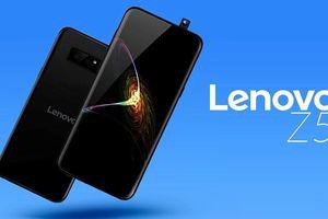 Lenovo Z5 là smartphone đầu tiên được trang bị bộ nhớ trong 4TB