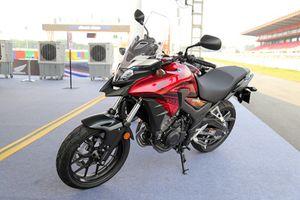 Honda CB500X 'đe dọa' Kawasaki Versys-X300 tại Việt Nam