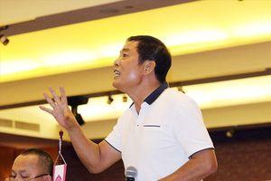Phó Chủ tịch VPF Trần Mạnh Hùng cần xin lỗi người hâm mộ?