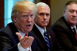 Phó tổng thống Mỹ nói ông Trump sẽ hủy hội đàm với Triều Tiên nếu bị 'giở trò'