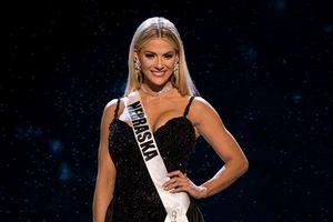 Cô gái cao chỉ 1,65m đăng quang Hoa hậu Mỹ 2018