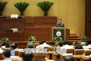Thống nhất cao với nội dung Dự thảo Luật Quốc phòng (sửa đổi)