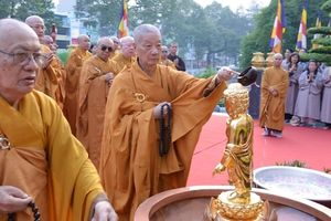 TP Hồ Chí Minh: Nhiều hoạt động kỷ niệm đại lễ Phật Đản PL.2562