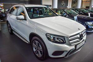 Khám phá Mercedes-Benz GLC 200 giá 1,684 tỷ đồng tại Việt Nam