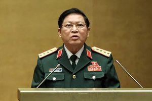 Bộ trưởng Ngô Xuân Lịch làm rõ vấn đề kết hợp quốc phòng với kinh tế
