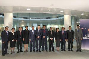 Việt Nam coi trọng Quan hệ Đối tác chiến lược ASEAN - Australia