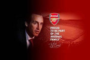 Emery xác nhận sẽ trở thành HLV của Arsenal
