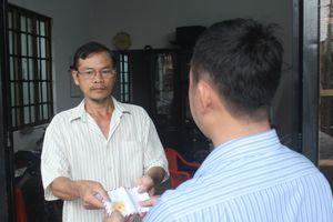 Thăm hỏi, tặng quà gia đình hiệp sĩ Nguyễn Hoàng Nam