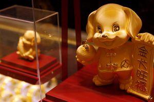 Giá vàng ngày 23/5: Thị trường nội tiếp đà tăng, vàng thế giới khởi sắc trở lại