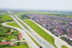 Hà Nội: Duyệt chỉ giới đường đỏ tuyến phía Đông khu đô thị Uy Nỗ