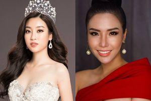 Đỗ Mỹ Linh và Á hậu có vòng ba 1 mét bị loại khỏi top 32 'Hoa hậu của các Hoa hậu' 2017