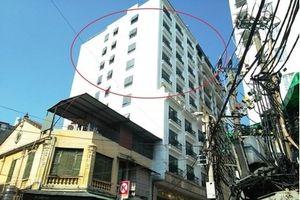 Hà Nội: Khách sạn Little Home Boutique xây dựng sai phép, phá vỡ quy hoạch phố cổ?