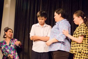 Câu chuyện 'chị tôi' lấy nước mắt khán giả Sài Gòn