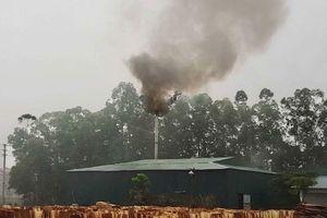 Vụ xưởng sản xuất gỗ ép xây dựng trái phép và gây ô nhiễm ở Sóc Sơn (Hà Nội) Bài 3: UBND huyện Sóc Sơn yêu cầu hàng loạt các cá nhân, tập thể kiểm điểm trách nhiệm