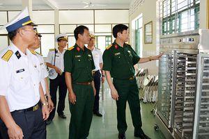 Lữ đoàn 680 thực hiện tốt phong trào thi đua 'Ngành Hậu cần Quân đội làm theo lời Bác Hồ dạy'