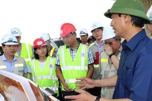 Kiểm soát đặc biệt giai đoạn nước rút tại cao tốc Đà Nẵng-Quảng Ngãi