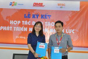 Chương trình đào tạo nghề quốc tế bậc cao đến với học sinh miền Trung