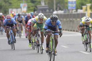 Khai mạc giải xe đạp truyền hình Bình Dương 2018: TP.HCM vươn lên dẫn đầu